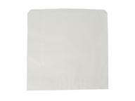 Bolsa blanca sin ventana 30x30cm