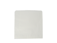 Bolsa blanca sin ventana 17x17cm