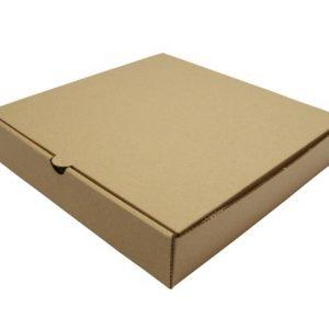 Caja pizza 24x24x4,5cm