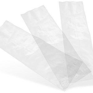 Bolsita transparente y termosellable 7 x 21cm