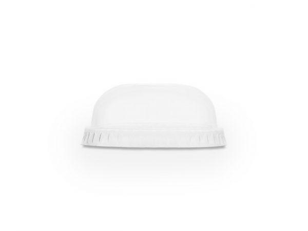 Tapa cúpula sin agujero vaso 200ml
